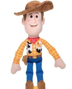 Toy Story 4 Woody Baby Rattle