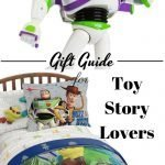 Toy Story 4 is finally out in theaters and the kids (and adults!) are loving it. This Toy Story 4 Gift Guide is one you and your kids will love because it has gifts for kids and adults! Toy Story 4 characters | Toy Story 4 | Disney Toy Story 4 | Toy Story Gift Guide #FrugalNavyWife #Disney #ToyStory #ToyStory4 #GiftGuide