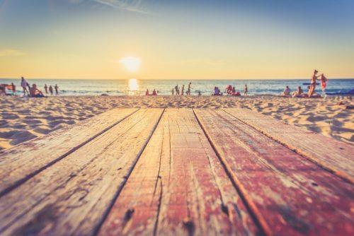 Beach - Family Summer Activities