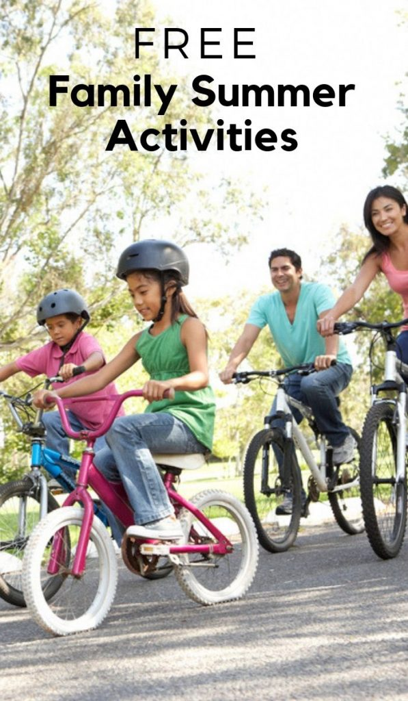 No one wants to spend a ton of money on family activities they can't afford. If you're looking for family summer activities you will love that these freebies! #familyactivities #summer #summeractivities #frugalnavywife | Family Summer Activities | Summertime Fun | Activities for Summer | Things to do in the Summer | Summer | Summer Activities