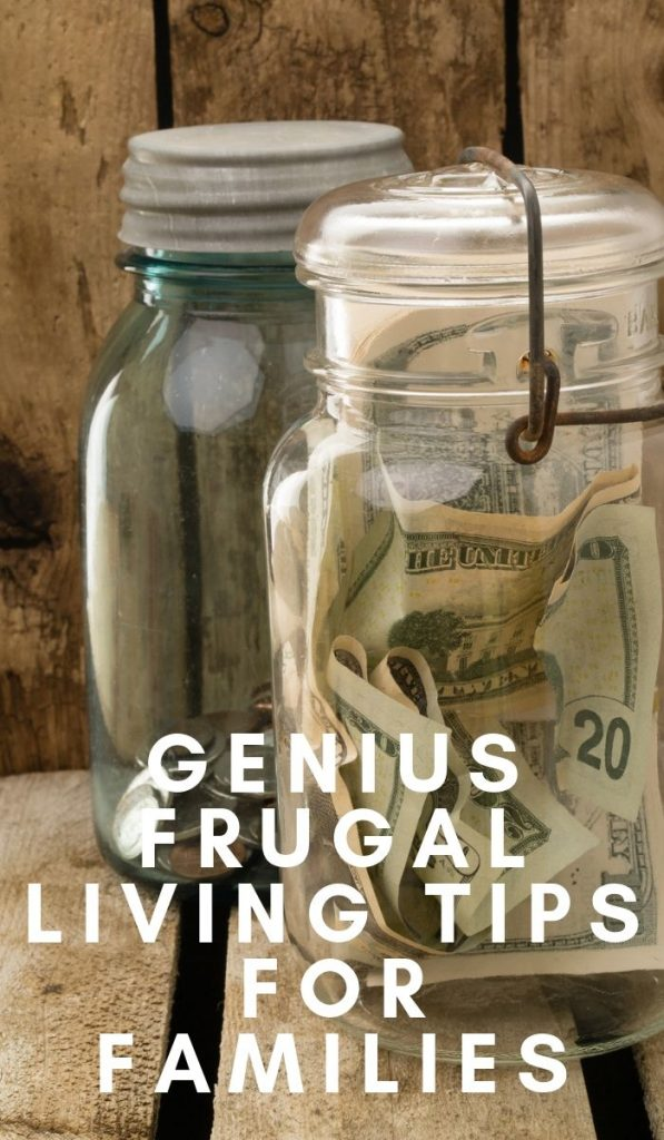 We are always looking for ways to stretch out the budget. This all boils down to the 6 genius frugal living tips that are the base for frugal living. #frugallivingtips #frugalliving #frugalnavywife #budgeting #savingmoney
