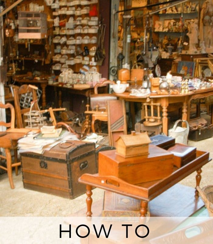 12 Mind Blowing Tips on How to Make Money at Flea Markets