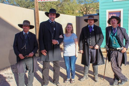 The Frugal Navy Wife at the OK Corral
