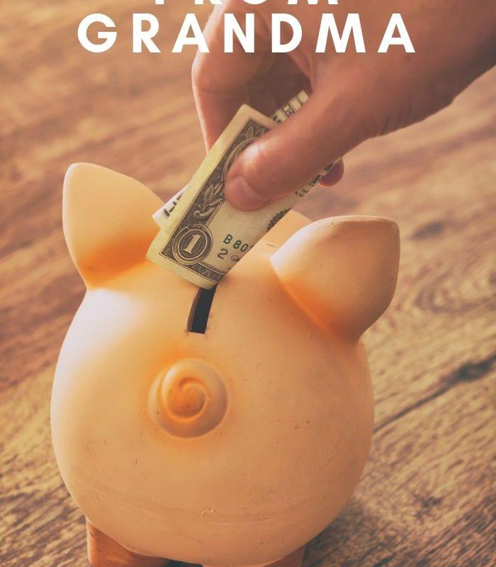 9 Frugal Money Saving Tips My Grandma Taught Me