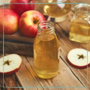 Don't let anything go to waste. Go ahead and check out these household uses for apple cider vinegar. #applecidervinegar #moneysavingtips #budgettips #frugalnavywife | Skincare | Health | Beauty Tips | Uses for Apple Cider Vinegar | Apple Cider Vinegar around the Home | Apple Cider Vinegar |