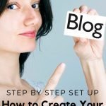 Wondering how to start your own blog? It's easy! Here is a walkthrough on how to create your own blog and find out how to make money blogging. #makemoney #blogging #createablog #frugalnavywife #makemoneyblogging | How to Start Blogging | How to Start A Blog | Make Money Blogging | Create Your Own Blog