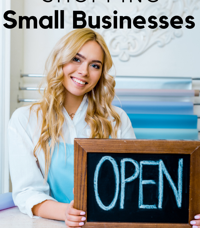 Tips for Saving Money by Shopping Small Businesses