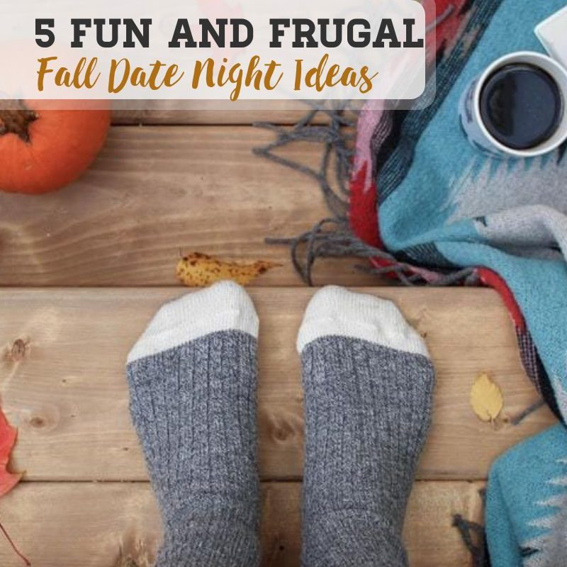 5 Fun and Frugal Fall Date Night Ideas
