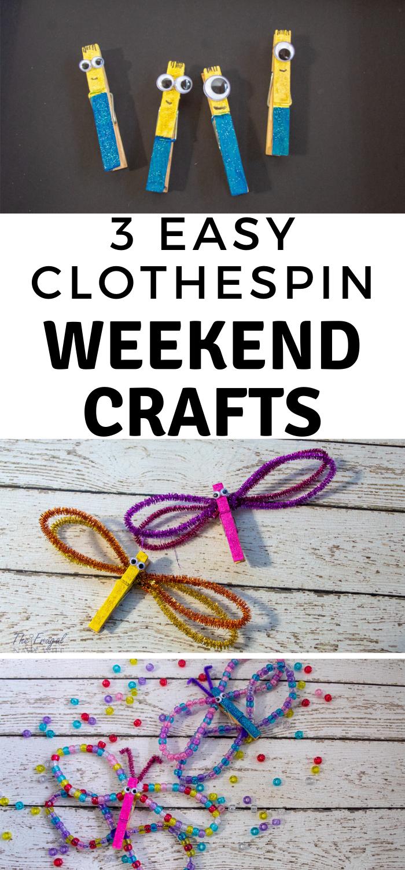 Weekend Crafts