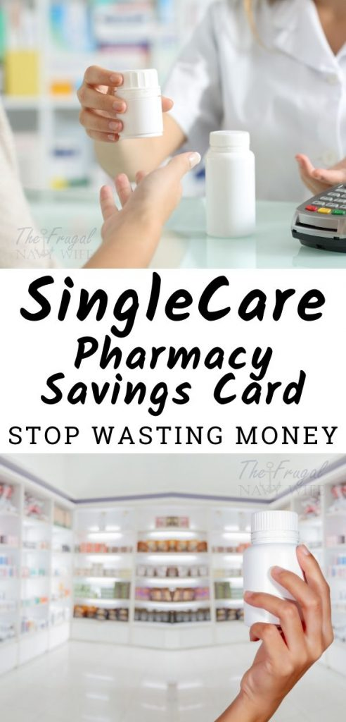 SingleCare is changing how we all look at going to the pharmacy! Here is how we're using SingleCare in our lives and how it may be beneficial to you. #singlecare #ad #singlecarepartner #frugalnavywife | SingleCare | Saving Money on Prescriptions | How to Save Money at the Pharmacy |