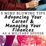 The following tips will provide some great strategies for advancing your career, making more money for your family, and staying frugal wherever possible. #thefrugalnavywife #militaryspouse #finance #career #frugalliving   Military   Finance   Frugal Living  