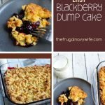 I have many dessert recipes but none are easier than Grandma's Easy Blackberry Dump Cake Recipe. Dump, mix, bake. Simple. 3 ingredients! YUM! #frugalnavywife #dumpcake #dumprecipe #desserts #easydesserts #grandmasrecipe #blackberryrecipe   Dump Cake Recipes   Easy Dessert Recipes   Cake Recipes   Fruit Recipes   3 Ingredient Dessert Recipes   Grandmas Recipes   Dessert Recipes