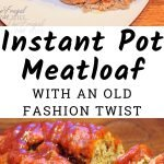 Easy Instant Pot Meatloaf with an Old Fashion Twist is unique. You can use any meatloaf recipe you want with a few tweaks for the Instant Pot! #frugalnavywife #instantpot #dinnerrecipe #meatloaf #oldfashionrecipe   Old Fashion Meatloaf   Dinner Recipes   Dinner Ideas   Instant Pot Recipes   Instant Pot Dinner Ideas   Meatloaf Recipes   Easy Dinner Ideas   Old Fashion Recipes