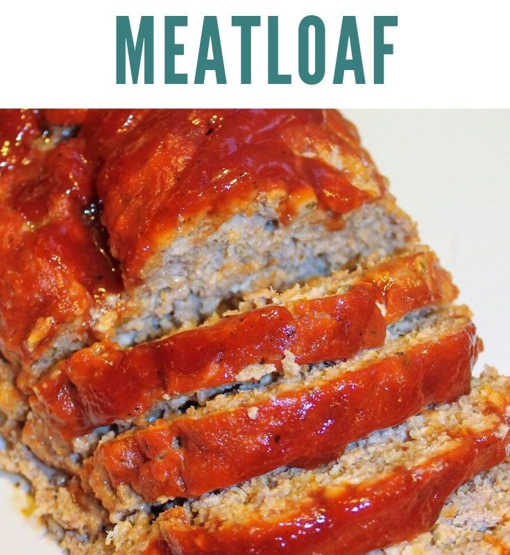 Easy Instant Pot Meatloaf with an Old Fashion Twist