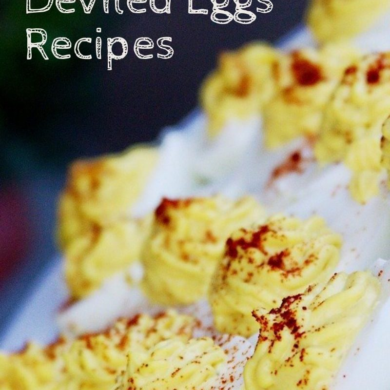 15 of the BEST Deviled Eggs Recipes