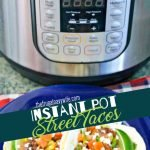 My family loves Taco Tuesday. I used my Instant Pot and made Pulled Pork Instant Pot Street Tacos. Here is my recipe for your family to use. #thrfrugalnavywife #pulledpork #dinnerrecipe #instantpot #tacos #instantpottacos | Instant Pot Recipes | Taco Recipes | Pulled Pork Recipes | Easy Dinner Ideas | Easy Recipes | Easy Weeknight Meals