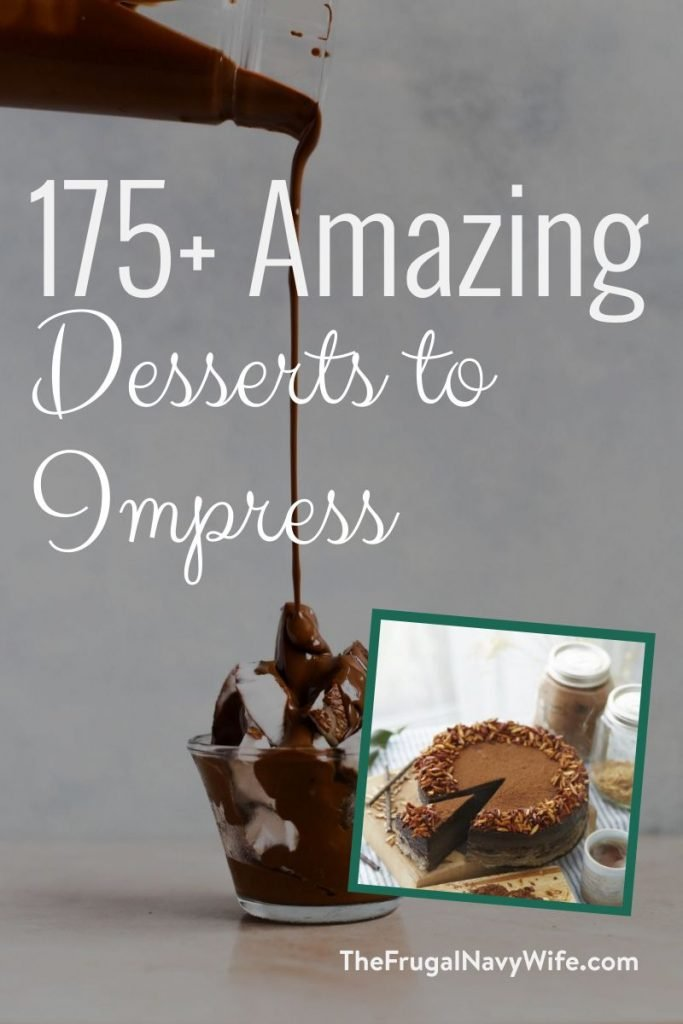 Dessert recipes perfect for picnics to holiday dessert recipes. You're sure to be in Heaven once you try our amazing desserts to impress recipes. #frugalnavywife #desserts #dessertrecipes #easydessertrrecipes #holidaydesserts #sweettooth | Easy Desserts | Easy Dessert Recipes | Holiday Recipes | Desserts | Sweet Tooth Recipes