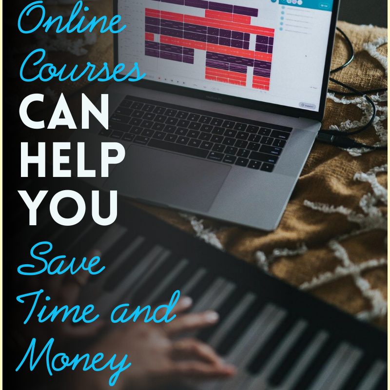 How Online Courses Can Help You Save Time and Money