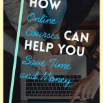 Learning from online courses is cheaper and serves as an instant solution compared to a traditional face-to-face setting. @frugalnavywife #onlinelearning #onlinecourses #frugalhomeschool | Online Learning | Frugal Homeschool | Saving Money on Education