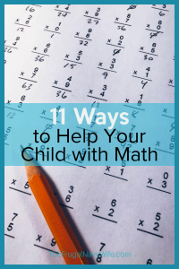 Math is one of those school subjects that you understand easily or struggle with. Here are you can help your child with math that will work. #frugalnavywife #math #homeschool #mathapps #education | Helping with Math Homework | Homeschool Math | Math Apps for kids | Teaching Math