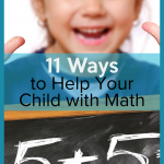 Math is one of those school subjects that you understand easily or struggle with. Here are you can help your child with math that will work. #frugalnavywife #math #homeschool #mathapps #education   Helping with Math Homework   Homeschool Math   Math Apps for kids   Teaching Math