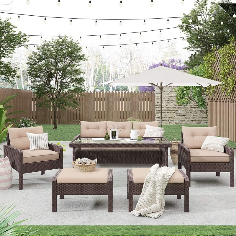 How to Save Money on Patio Furniture