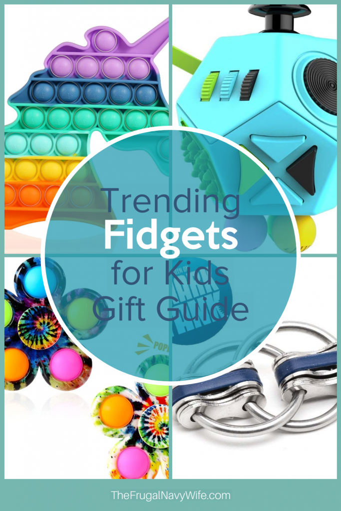 The hottest trend right now is these little fidget toys for kids. My kids love them but they arent just toys.... #frugalnavywife #fidgets #fidgetsforkids #trendingfidgets #sensoryplay | Sensory Items for Kids | Fidgets for Kids | Occupiers for Kids | Trending Fidgets for Kids | Fidget Trading