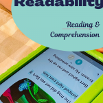 If your child is struggling with reading get your kids started with Readability: The perfect reading and comprehension learning app. #readingapps #frugalnavywife #education #homeschool #reading | Reading Apps for Kids | Homeschool Reading Ideas | Reading Ideas | Reading Apps | Reading and Comprehension App | Kids Education