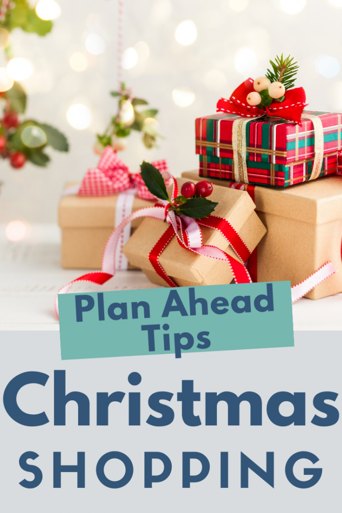 Here are a few tips you can implement to help ensure that you are as ready as you can be. Plan ahead for Christmas today! #christmas #frugalnavywife #planahead #budgeting #holidayshopping   Christmas Planning   Holiday Shopping   Budgeting for Christmas   Christmas  